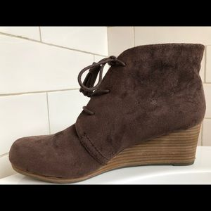 Dr Scholl's Dakota Wedge Boots